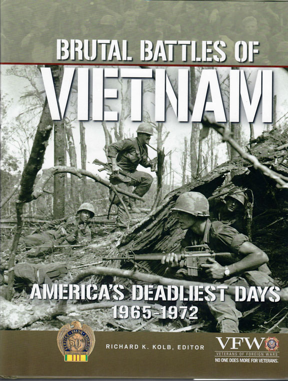Brutal Battles of Vietnam-VFW