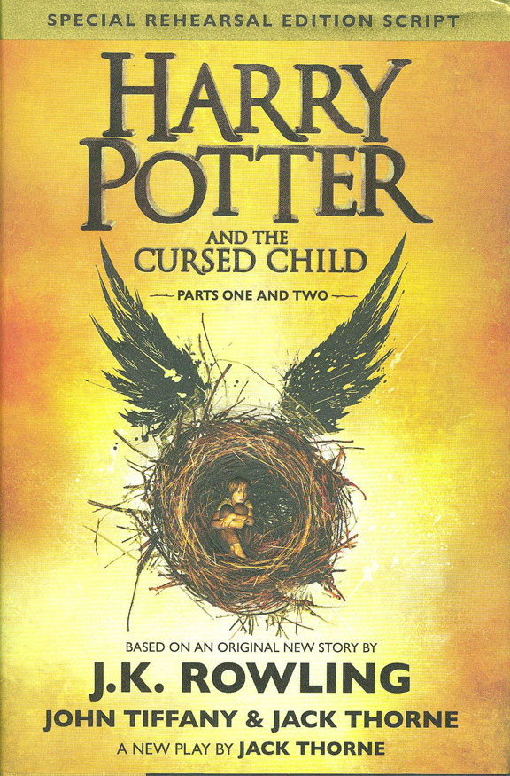 Harry Potter and the Cursed Child by J.K. Rowling