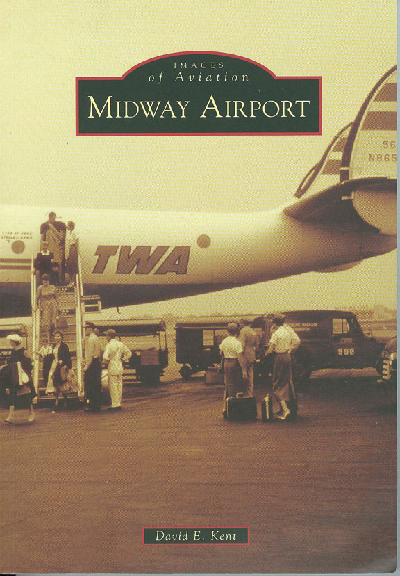 Midway Airport by David E. Kent