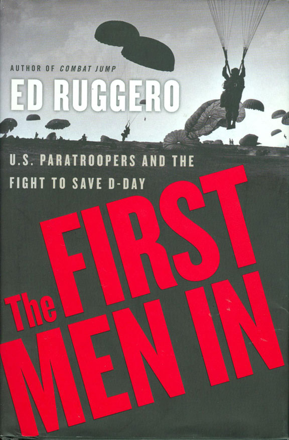The First Men In by Ed Ruggero