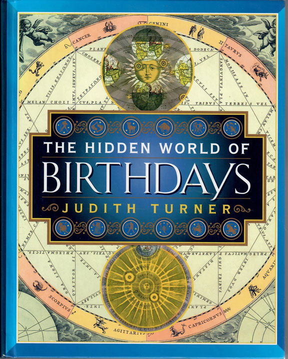 The Hidden World of Birthdays by Judith Turner
