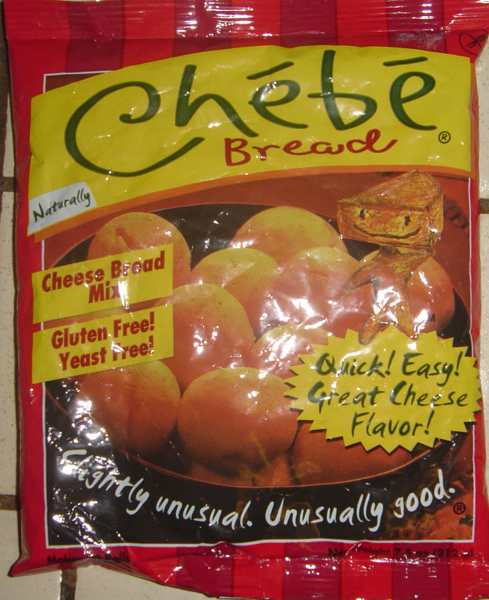Chebe Cheese Bread Mix