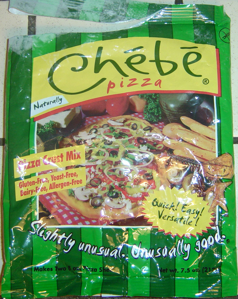 Chebe Pizza Mix