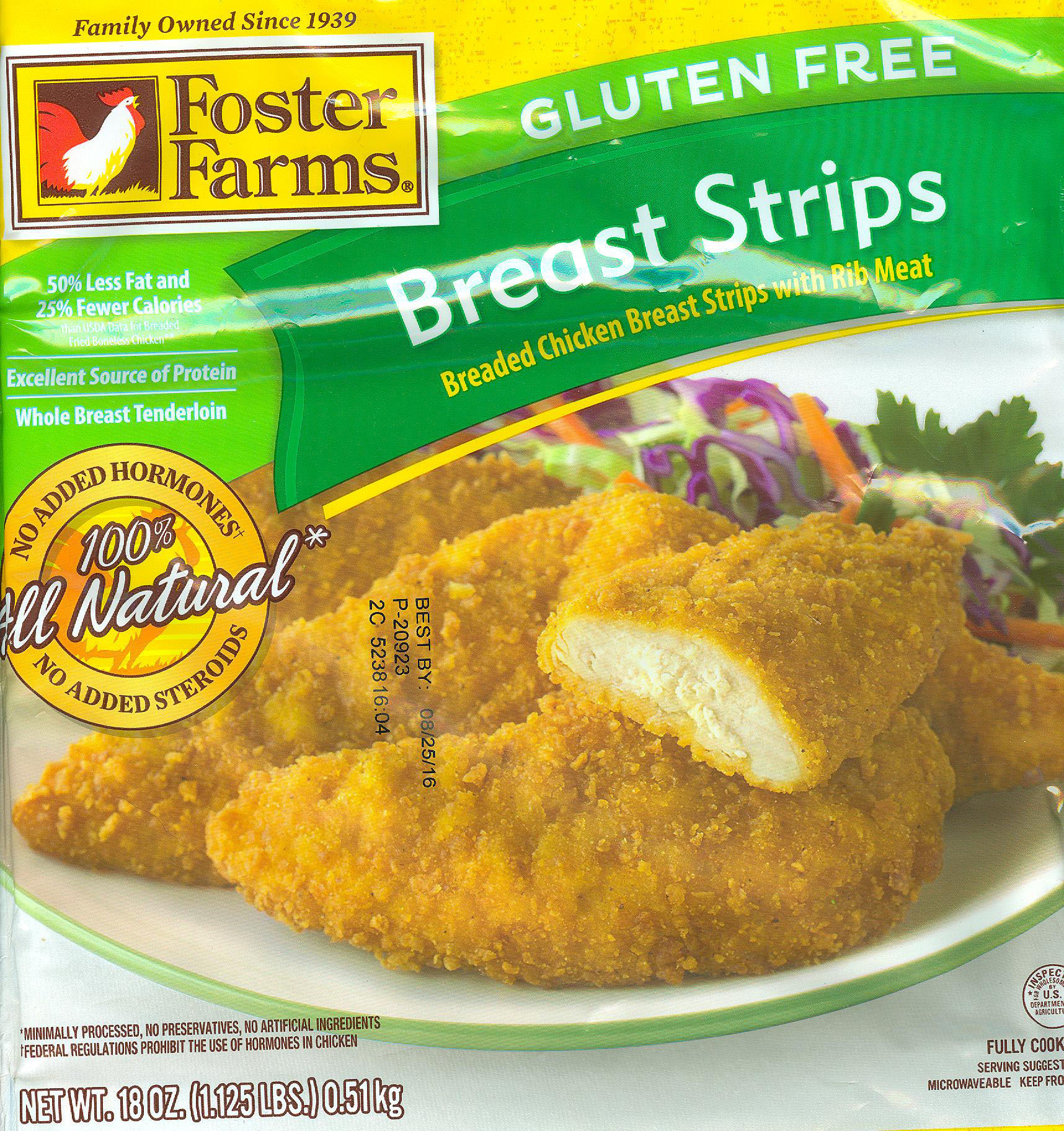 Foster Farms Breast Strips