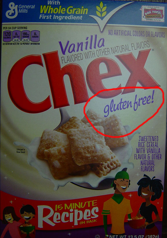 Chex Cereals