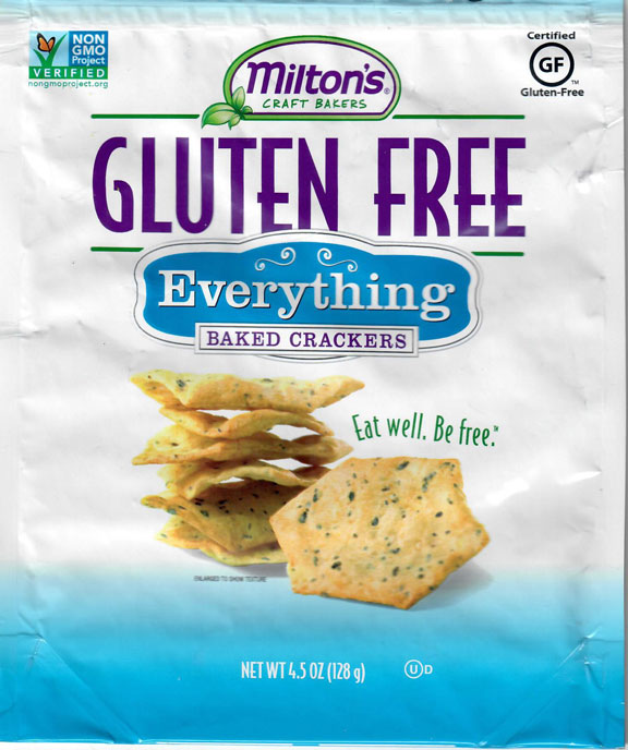 Milton's Everything Crackers