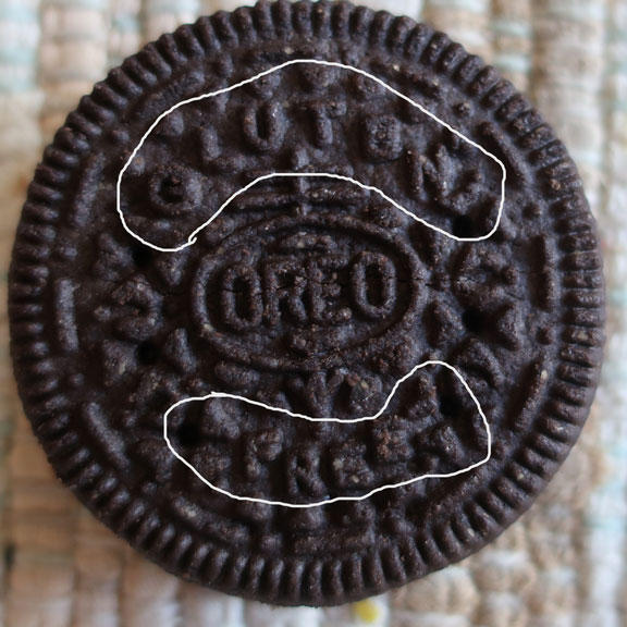 "And GLuten Free Oreos say ""GLUTEN FREE"" on the cookie!!!"