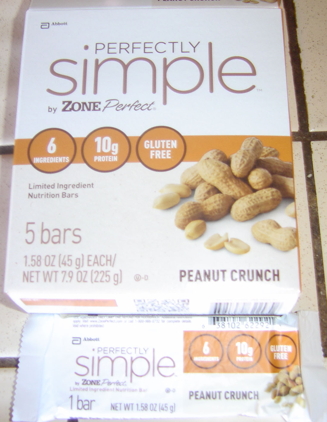 Perfectly Simple Nutrition Peanut Crunch