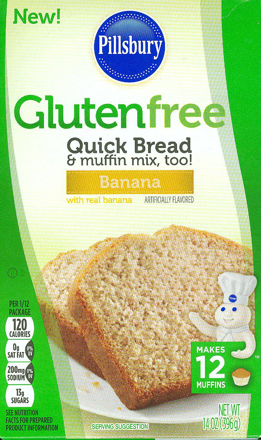 Pillsbury Quick Bread and Muffin Mix