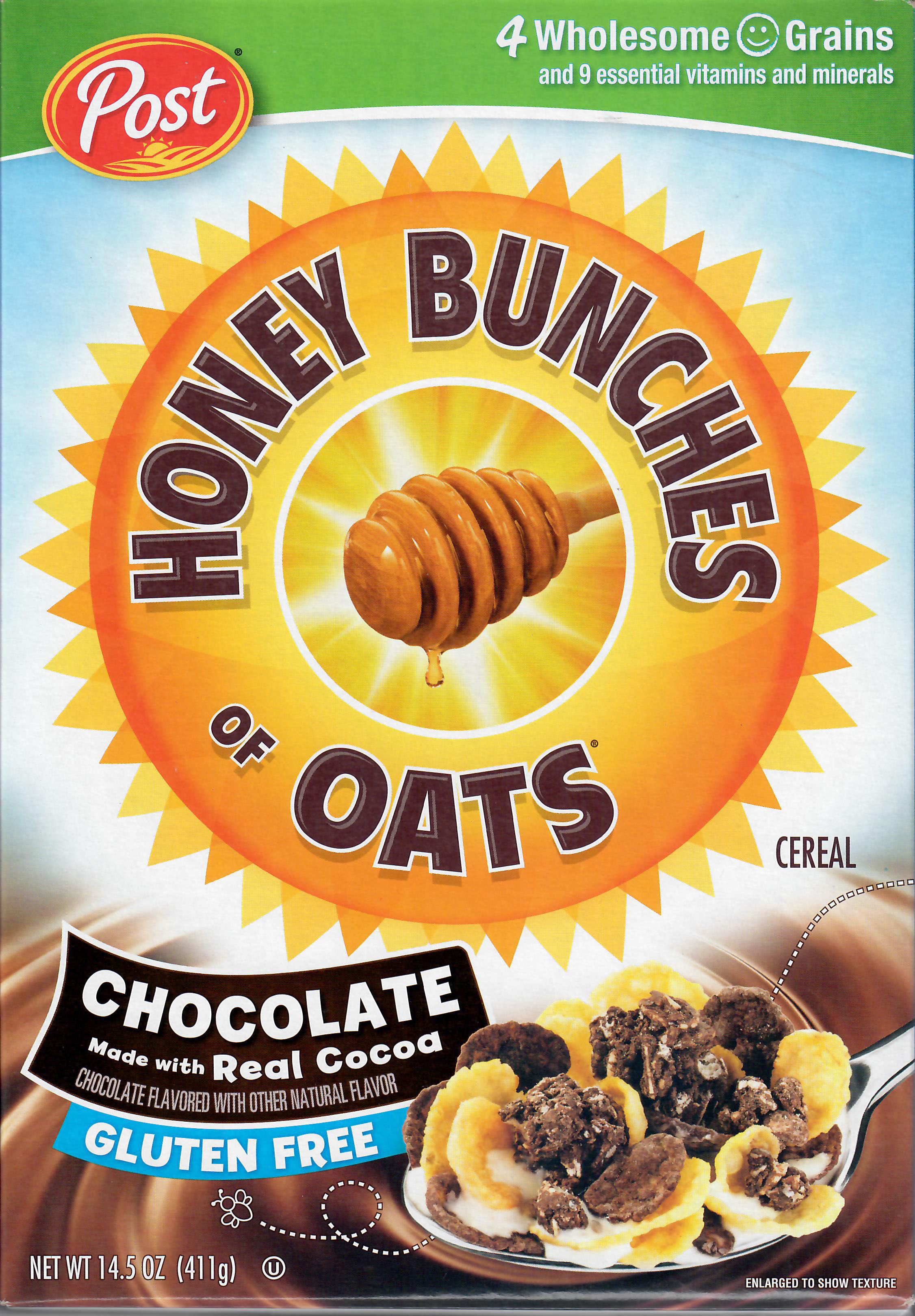 Post Honey Bunches of Oats - Chocolate