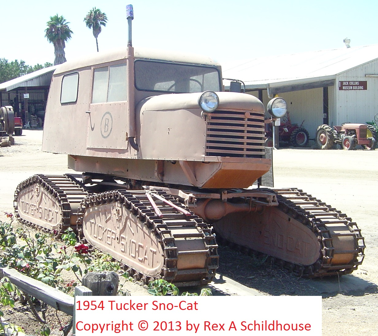 1954 Tucker Sno-Cat