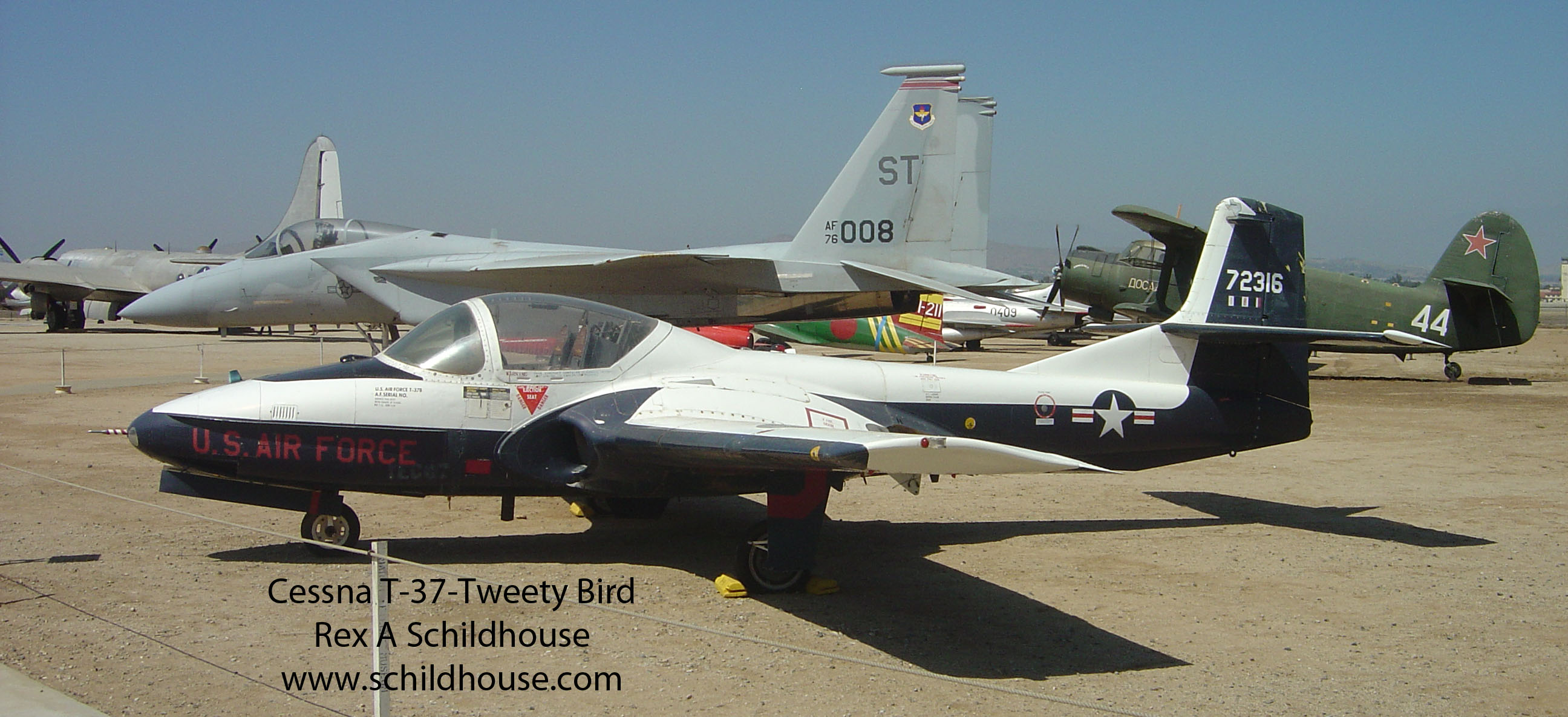 Cessna T-37 Tweety Bird