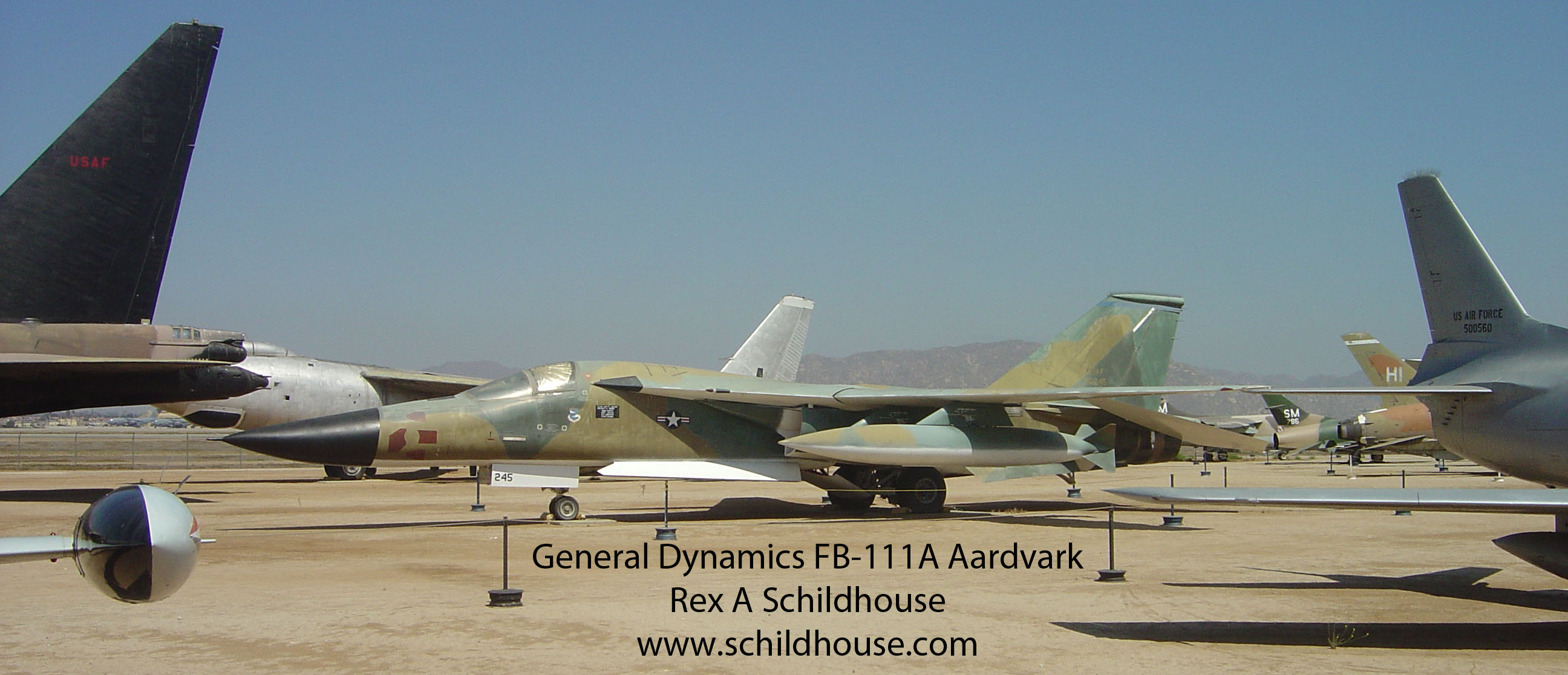 General Dynamics FB-111A Aardvark