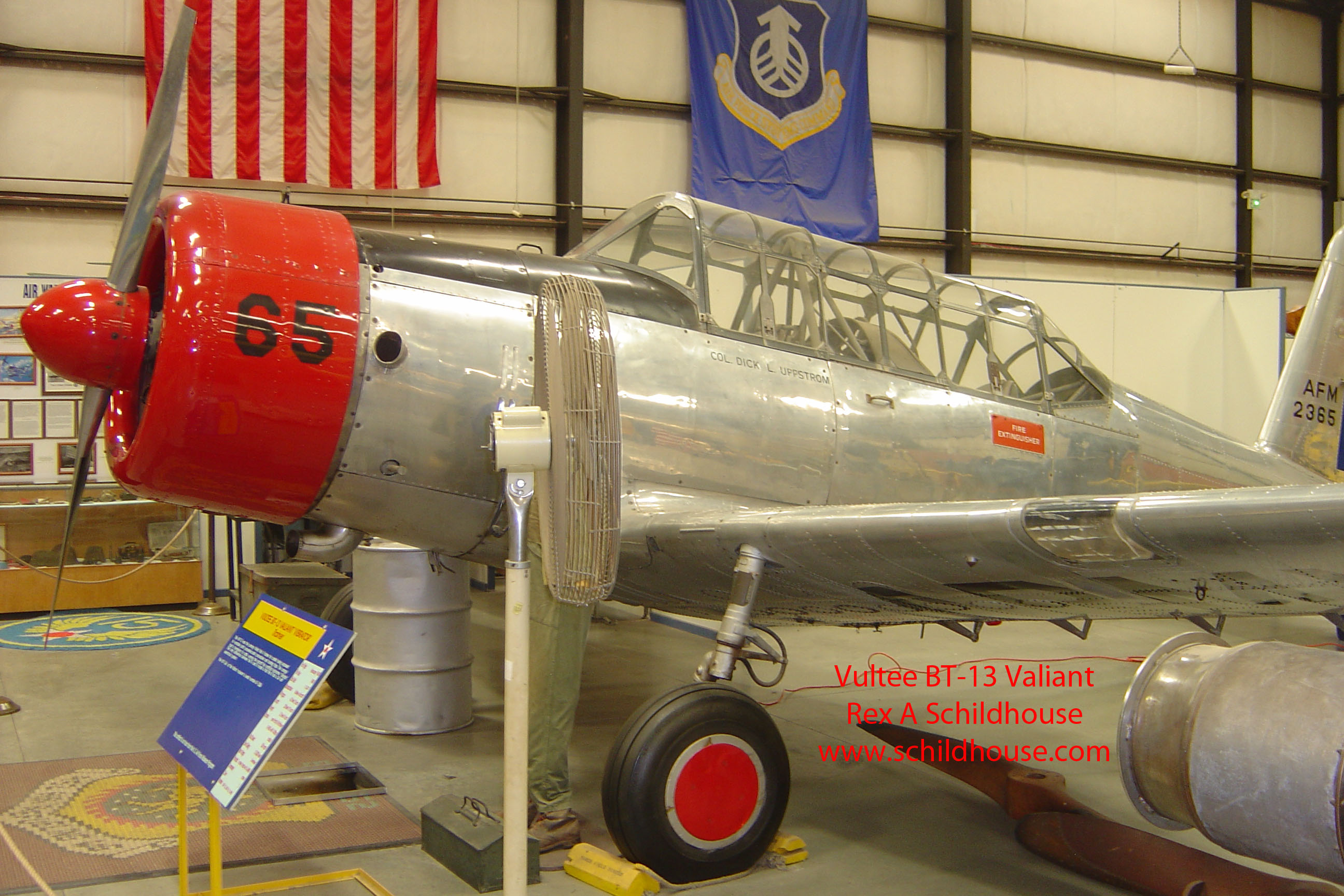Vultee BT-13 Vailiant