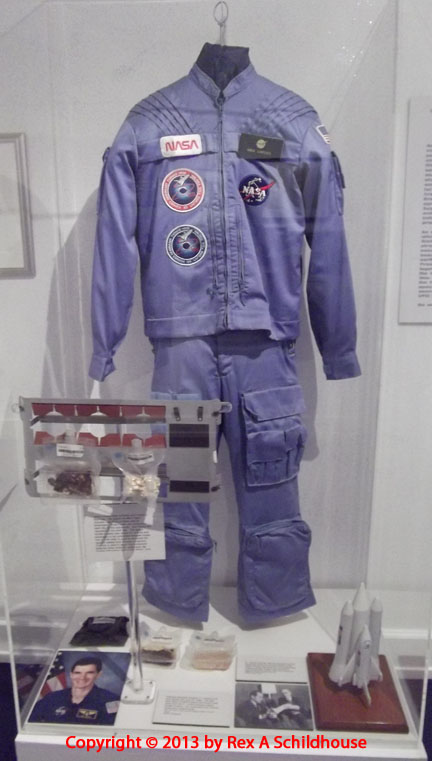 Shuttle Leisure suit