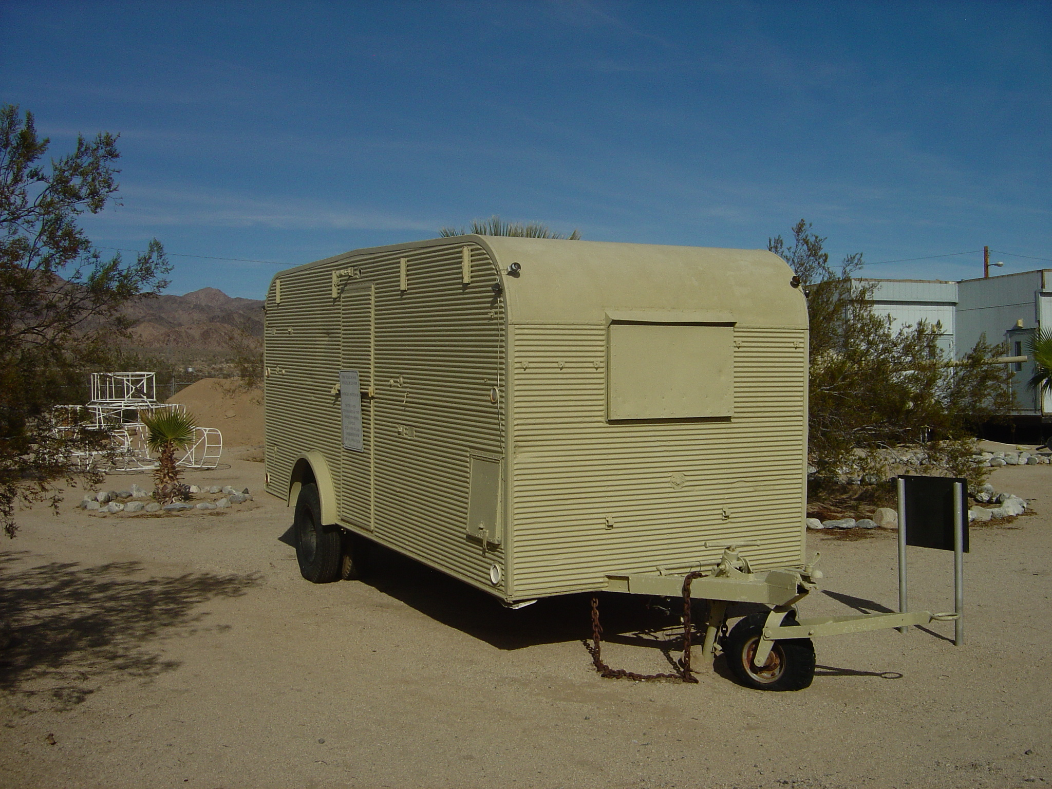 Photo Lab Trailer