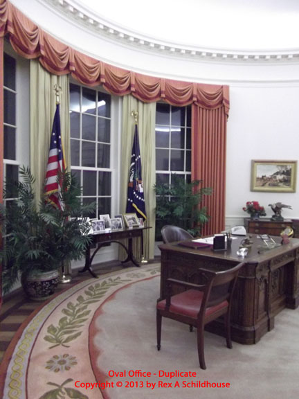 Oval Office Duplicate