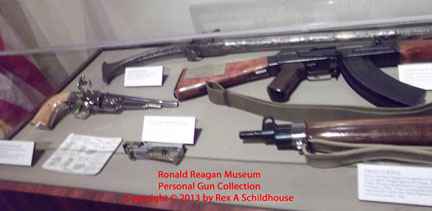 Personal Gun Collection