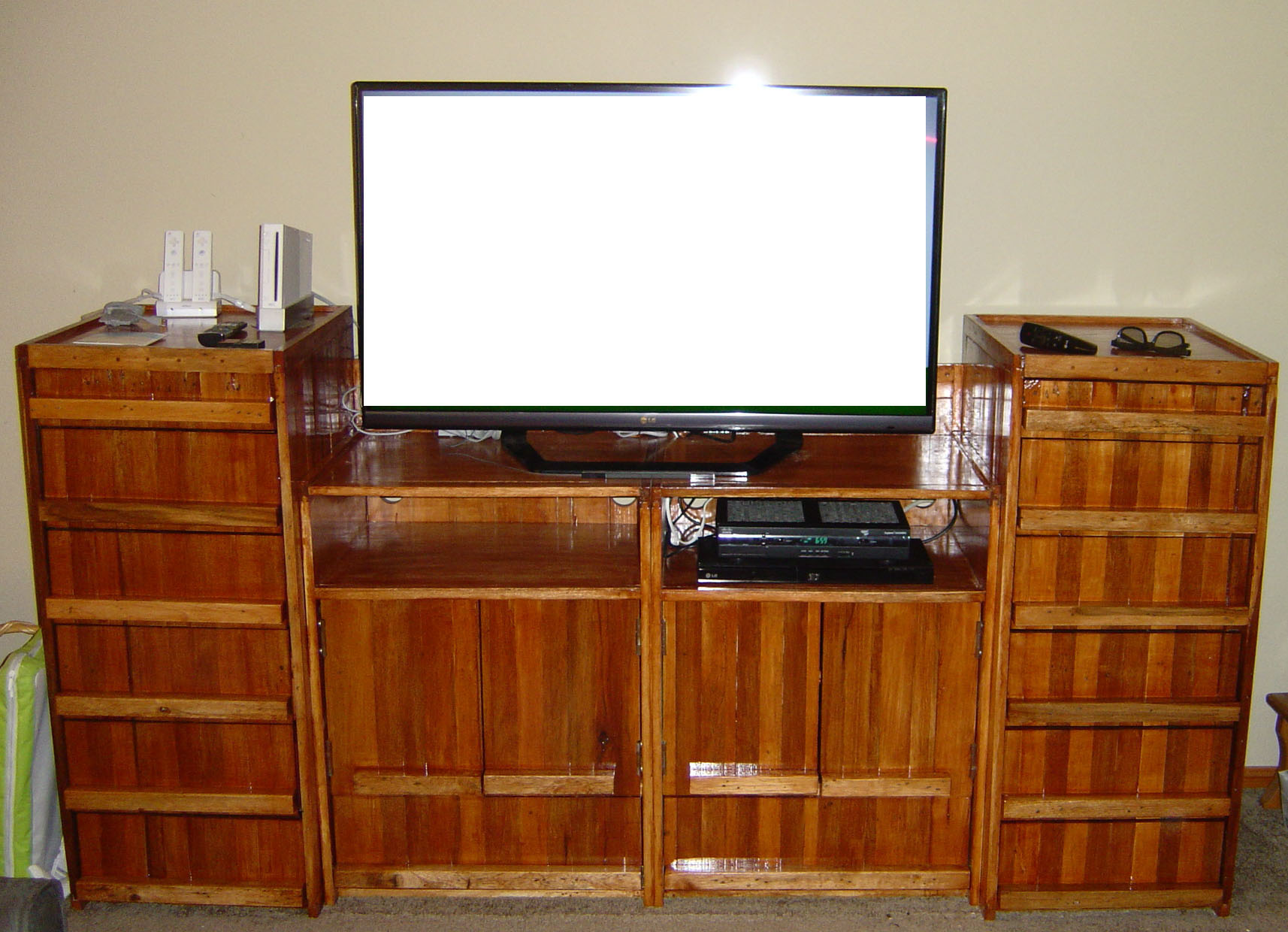 Entertainment Center-2014