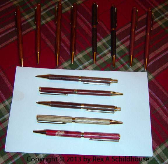 Pen and Pencil Sets